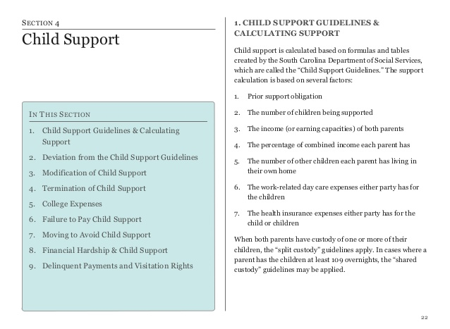 Writing Your Own Child Support Agreement Best 11 Child Support